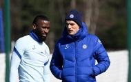 Antonio Rudiger úp mở về tương lai ở Chelsea trước chung kết Champions League