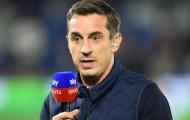 Gary Neville xếp đội hình tuyển Anh, Van der Sar hỏi một câu chí mạng
