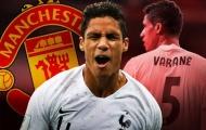 Xác nhận: Varane gửi thông điệp quan trọng cho Man Utd, bom tấn đến gần