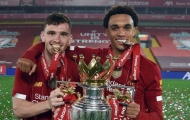 Top 5 hậu vệ ghi bàn + kiến tạo đỉnh nhất: Đôi cánh Liverpool