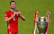 XONG! Muller có câu trả lời nếu được tuyển Đức triệu tập