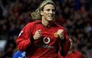 Diego Forlan: Gã du mục lãng phí 2 năm rưỡi ở Man United