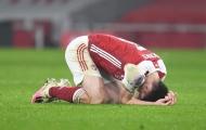 'Trọng Pháo' nghỉ thi đấu dài hạn, Arsenal toang mạnh