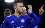 Chelsea theo sát tiền vệ 51 triệu bảng của Leicester City