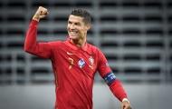 10 kỷ lục Ronaldo có thể phá ở EURO 2020