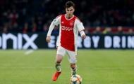 Sao Ajax Amsterdam gieo sầu cho Arsenal và Real Madrid