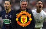 M.U mất gần 300 triệu bảng để chiêu mộ Mourinho