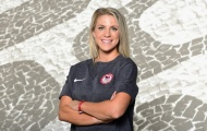 Ngắm nụ cười ngọt ngào của nữ tuyển thủ Mỹ