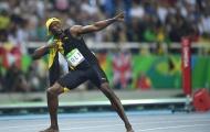Cận cảnh Usain Bolt giành HCV thứ 3 liên tiếp cự li chạy 100m