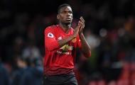 Tranh cãi xung quanh việc Paul Pogba lọt vào đội hình tiêu biểu của PFA