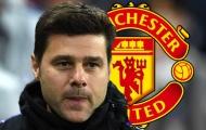 Pochettino đưa ra câu trả lời về việc đến Man Utd
