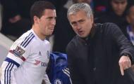Hazard: 'Mourinho là đặc biệt, nhưng...'
