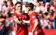 'Một cầu thủ tài năng, và sẽ được bao quanh bởi các tên tuổi của Man Utd'
