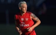 Ozil: 'Arsenal may mắn vì sở hữu 4 cái tên này'