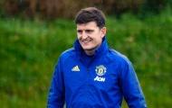Maguire: 'Tôi muốn đòi hỏi điều đó từ các đồng đội Man Utd'