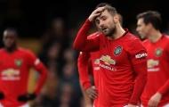Man Utd thua thảm, Luke Shaw vạch trần điều 'thật đáng xấu hổ'