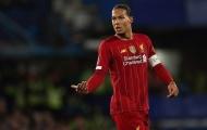 'Có lẽ Liverpool cần một hậu vệ khác'