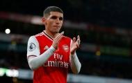 Arsenal đã tìm ra phương án điểm 10 với Lucas Torreira