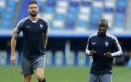 'Chúng tôi sẽ cố gắng vô địch EURO để anh ấy giành Quả bóng vàng'