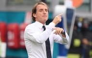 Mancini: Ý đã chọn sẵn lối chơi tấn công ở EURO