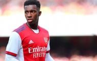 Nketiah sẵn sàng chuyển đến đầu quân cho Aston Villa