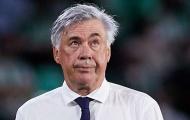 Cơn đau đầu của Carlo Ancelotti