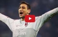 Tài năng đặc biệt của Gianluigi Donnarumma - AC Milan