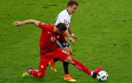 Đức 0-0 Ba Lan (Vòng bảng EURO)