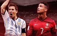 Ronaldo, Messi và những huyền thoại vô duyên với danh hiệu cấp quốc gia