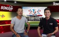 EURO 2016 - Ý kiến HLV Lưu Ngọc Hùng