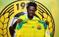 Moses Oloya ra mắt FC Kuban: Nỗi đau này cho Bình Dương