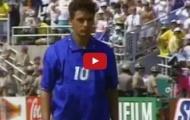 Pha sút hỏng 11m kinh điển của Roberto Baggio