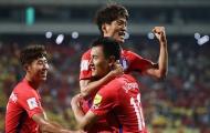 Hàn Quốc 3-2 Trung Quốc (Vòng loại World Cup 2018)