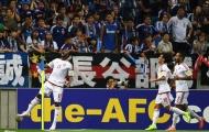 Nhật Bản 1-2 UAE (Vòng loại thứ ba World Cup 2018)