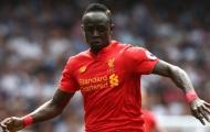 Liverpool thở phào vì chấn thương của Mane