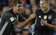 Na Uy 0-3 Đức (vòng loại World Cup)