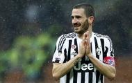 Juventus dùng lương khủng trói chân Bonucci