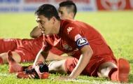 Becamex Bình Dương 1-3 QNK Quảng Nam (Vòng 25 V-League 2016)