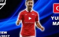 Tài năng đặc biệt của Yunus Malli (Mainz 05)