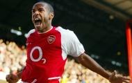 Đội hình Arsenal hay nhất kỷ nguyên Wenger: The Invincibles