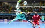 Xác định 4 đội vào bán kết Futsal World Cup 2016: Iran tiếp tục tạo tiếng vang