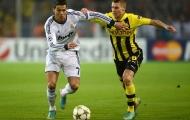 Cristiano Ronaldo chơi xấu Schmelzer, đối mặt án cấm thi đấu 3 trận