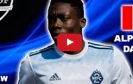 Alphonso Davies - tài năng 15 tuổi đang chơi ở MLS