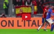 Cận cảnh Diego Costa tát vào mặt Leonardo Bonucci