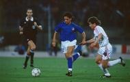 Kỹ năng đỉnh cao của Roberto Baggio
