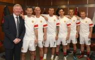 Class of 92' của Man Utd bị đối xử như 'nô lệ'