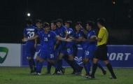 U19 châu Á: Trung Quốc bại trận, Thái Lan có thể bị loại sớm