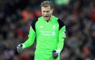 Klopp xác nhận thủ môn số 1 mới ở Liverpool