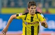 Bị Liverpool 'dòm ngó', Dortmund vội trói chân sao trẻ