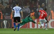 Thua ngược Sheva, Inter chính thức bị loại khỏi EL